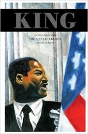 King: A Comics Biography, Special Edition: Amazon.com: Books