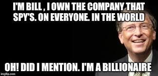Bill Gates Fake quote - Imgflip via Relatably.com