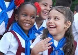 Resultado de imagen de niños en Cuba