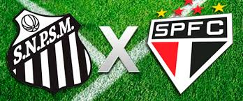 Image result for logo Santos vs Sao Paulo