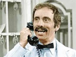 Russell Brand and Jonathan Ross have been hitting the headlines for doing nothing more than simply cold calling Fawlty Towers' Manuel, Andrew Sachs, on air. - manuel