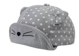 Toddlers Boy Girl Kids Cartoon Adjustable Baseball Cap Infant Hat ...