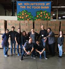 news dkn hotels volunteering at the orange county food bank