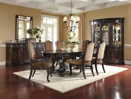 Large Dining Room Mirrors Dining Room Mirror Ideas Dark Wood Floors With Furniture Large