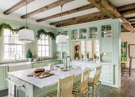 open kitchen design farmhouse:  kitchen design ideas pictures of country kitchen decorating inspiration