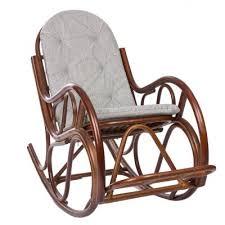 <b>Кресло</b>-<b>качалка Classic</b> RattanDesign - купить по цене 12473 руб ...