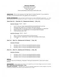sample career objectives examples for resumes how to write the general resume objective resume resume templates resume objectives for resumes for summer jobs example