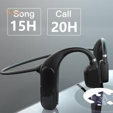 N.H <b>MD04</b> 3D Bass Stereo Wireless <b>Bluetooth</b> Bone Conduction ...