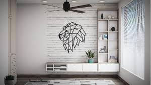<b>Eco Wood Art</b> Интерьерный пазл Голова льва - Акушерство.Ru