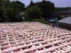 Ventilation toiture plate