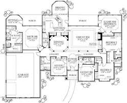Masters  Bedrooms and House on Pinterest bedroom ranch   master on opposite side of house from rest of the bedrooms