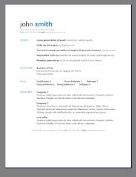 modern resume templates berathen com modern resume templates and get ideas to create your resume the best way 14