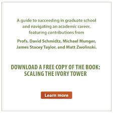 finding the right academic journal for your paper institute for scaling the ivory tower