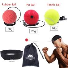 <b>Набор из 3</b> мячей для боксерского рефлекторного мяча, с ...