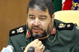 Iranian Brigadier General Gholam Reza Jalali, Head of Iran's Civil Defense Organization. Photo: Screenshot / PressTV. [View full size] - soori20110914144047263