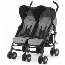 <b>Chicco Echo Twin Stroller Коляска</b>-трость для двойни купить в tem ...