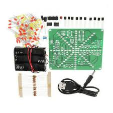1PCS <b>DIY LED</b> Lamp <b>LED Flash</b> Electronic Production <b>Kit</b> DC4-5V ...