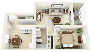 living room with bed:  narrow  bedroom apartment