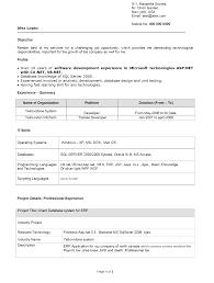 format resume format for computer operator job resume format for computer operator job template