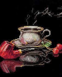 <b>Набор для вышивания СДЕЛАЙ</b> СВОИМИ РУКАМИ Кофе для ...