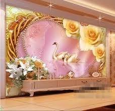 <b>3d wallpaper custom</b> mural non woven <b>3d room wallpaper 3d</b> ...