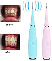Jeerui <b>Electric Dental</b> Calculus and Plaque Remover,Portable ...