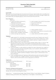 resume specialist resume format pdf resume specialist it specialist resume samples insurance claims specialist adjuster resume sample career profile