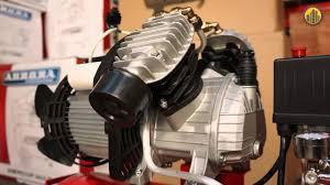 <b>Воздушный компрессор Aurora</b> GALE-50 - YouTube