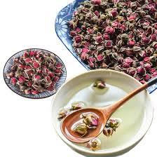 new china yunnan rose bud health care fragrant phnom penh 100 natural flower dried rose flowers 200g