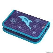 <b>Пенал Herlitz</b> Dolphin 31 предмет купить по цене 900 руб. в ...