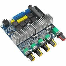 DC 12v-24v <b>Tpa3116</b> Subwoofer <b>Amplifier Board</b> Support 100w ...