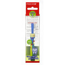 <b>Pigeon Training Toothbrush</b> Step 3 Blue - Chempro Online Chemist
