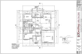 Exciting Home PlansDetailed Floor Plans   This shows the layout of each floor of the house  Rooms and interior spaces are carefully dimensioned  doors and windows located
