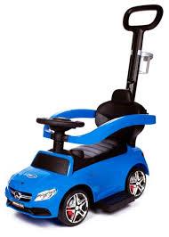 <b>Каталка</b>-толокар <b>Baby Care</b> AMG C63 Coupe (639) — купить по ...