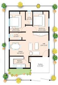 by Feet bhk BHK House Map   Photos   DecorChamp by Ground Floor bhk House Map