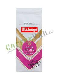 <b>Кофе Malongo</b> в зернах <b>Gout</b> Italien купить <b>Кофе Малонго</b> Гоут ...