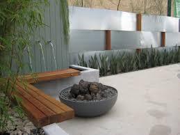 fountain lattice patio