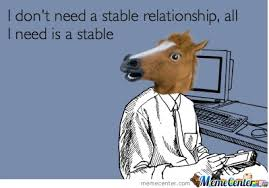 Stable Memes. Best Collection of Funny Stable Pictures via Relatably.com