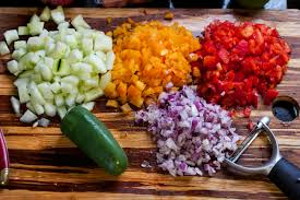 Image result for rainbow pasta salad