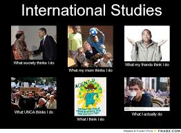 International Studies... - Meme Generator What i do via Relatably.com