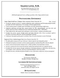 Sample Resume New Grad Nurse   http   resumesdesign com sample     chiropractic new grad resume sample new grad rn resume new grad rn new grad