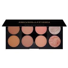 <b>Палетка румян</b> Ultra Blush Palette Hot Spice <b>Makeup</b> Revolution ...