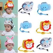 <b>Head Protection</b> Anti-Shock Headguard <b>Baby</b> Safety Cartoon <b>Cap</b>
