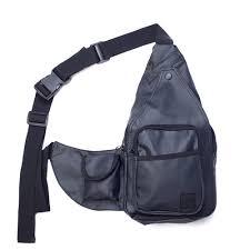 <b>Сумка URBAN CLASSICS Multi</b> Pocket Shoulder Bag Black/Black ...