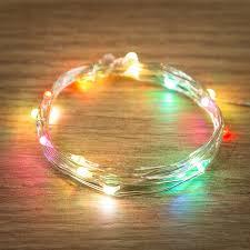 <b>Светодиодная гирлянда Neon</b>-<b>night</b> Роса 20 <b>LED</b>, разноцветная ...
