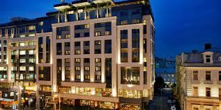 Luxury Hotel: InterContinental Hotel Moscow - Tverskaya