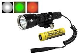 <b>NITECORE MH25GT LED Flashlight</b> Hunting Kit - 1000 Lumen