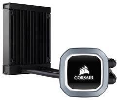 Система <b>водяного охлаждения</b> для процессора <b>Corsair H60</b> (2018)