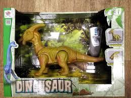 <b>Радиоуправляемый динозавр Feilun</b> Паразауролоф, <b>звук</b> - FK006A