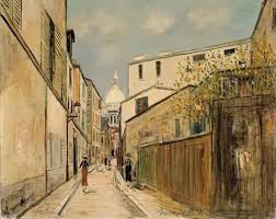 Painting - Maurice Utrillo